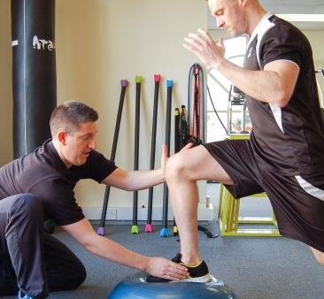 Reabilitacijos užsiėmimas