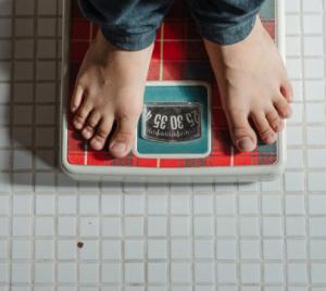 Staigus svorio priaugimas